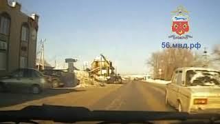 ПОгоня за водителем закончилась ДТП