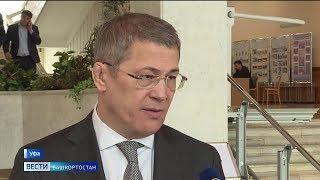 Радий Хабиров рассказал подробности о первых случаях заражения коронавирусом