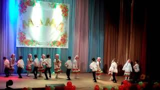 "Участник Folk of Dance Народный ансамбль народного танца ""Йэшлек"" г. Агидель"
