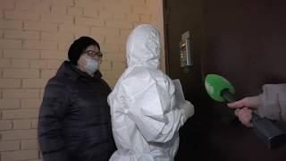 Вернувшихся из-за границы горожан проверяют на соблюдение карантина