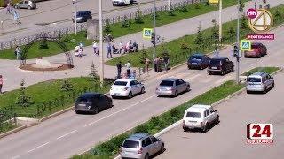 Под колёса автомобиля попал 2-летний ребенок