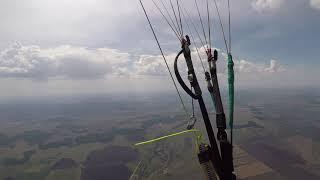 Аслыкуль-Кумертау,полет на параплане,18.05.21,ч6