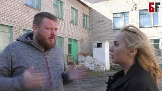 В поселке Старый Сибай Баймакского района разваливается школа