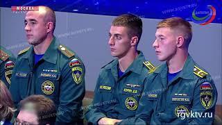Пожарным России поднимут зарплату