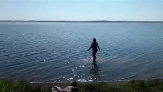 Озеро Мулдаккуль в Башкирии