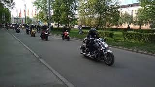 Байкеры Тольятти. Открытие мотосезона 9 мая в Тольятти. 2019г