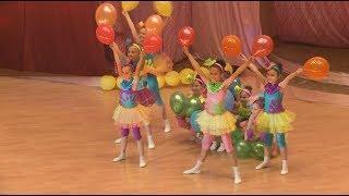 """Фестиваль хореографического искусства """"Вселенная танца"""" в ЦДТ"""