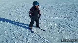 ГЛЦ Олимпиец. Горные лыжи. Ташла. 2020