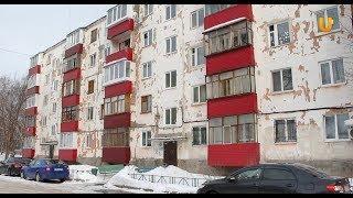 Новости UTV. Жители д. 21 по пр. Нефтяников ждут капитальный ремонт фасада здания