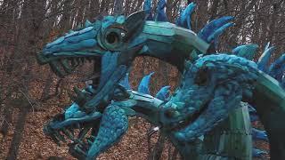 Богатырская Слобода.Змей горыныч, Самарская область