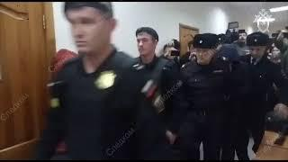 В Уфе арестовали экс-начальника ОМВД Кармаскалинского района Уфы Салавата Галиева