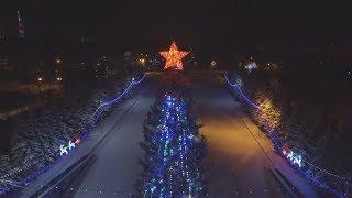 UTV. Запрет на продажу алкоголя, полмиллиона за лучший ледовый городок и пиксельные елки