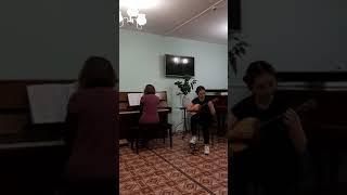 Кулгарина Эвелина ДМШ г.Сибай