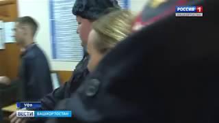 В Уфе до 28 мая арестовали женщину, подозреваемую в истязании своих детей
