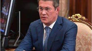 Радий Хабиров сравнил главу Крыма Аксенова с Че Геварой