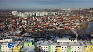 На стройке нового детсада в Кузнецовском Затоне в Уфе забили первые сваи