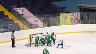 ХК Торос 2010 г.Нефтекамск - ХК Горняк 2010 г.Сибай. ДХЛ РБ 2 тур. Лучшие моменты. Детский хоккей.