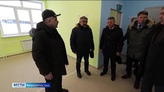 В Салаватском районе затянулось открытие нескольких социальных объектов