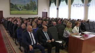 Новости от Спутник-ТВ, про первое заседание Совета депутатов Белебеевского района 4-го созыва