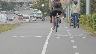 UTV. Многострадальное уфимское велокольцо или почему люди с трудом передвигаются на велосипеде