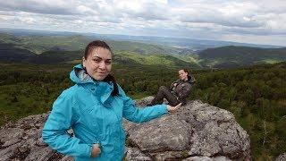 Башкирия 2018: Аскинская пещера, пик Уфа, зубы Шурале и Яман-Тау