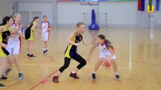 Новости UTV. В Салавате проходят Всероссийские соревнования по баскетболу среди девушек