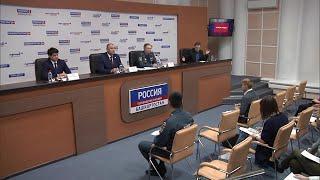 В ГТРК «Башкортостан» состоялась пресс-конференция по вопросам безопасности «И огонь, и вода»