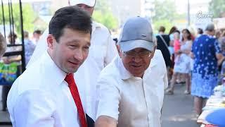 Детвора Мелеуза отпраздновала День защиты детей / Сатурн-ТВ Мелеуз