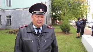 В Уфе полицейские и общественники приняли участие в эколого-патриотической акции «Лес Победы - 2020»
