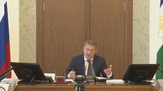 UTV. Радий Хабиров отправил главу Гостранса Башкирии на улицы Уфы