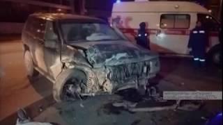В Уфе произошла крупная авария