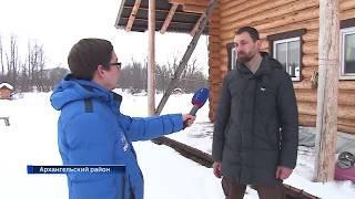 Башкортостан. В Архангельском районе 50 семей организовали родовые поместья