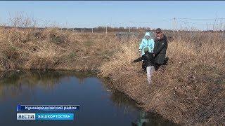 В Кушнаренковском районе фельдшер спасла жизнь мальчику, который провалился в канализацию