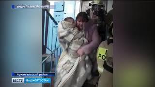 Пожар в Архангельском районе: погиб мужчина