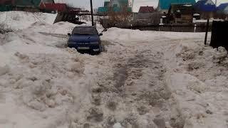 Бездействие коммунальщиков стерлитамак район за Ашкадаром(1)