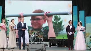 Государственные награды Родительская доблесть вручает Радий Хабиров и Каринэ Хабирова