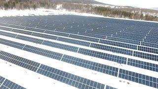 UTV. Мы узнали, как устроена уникальная солнечная электростанция в глухом районе Башкирии