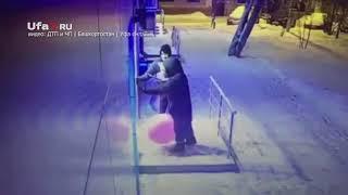 В Уфе взорвали банкомат