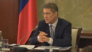 UTV. Радий Хабиров обещал заставить автомобилистов не парковаться на газонах