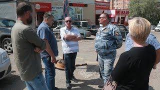 UTV. В Уфе руководство ЧОПа не платило сотрудникам зарплату и заставляло их брать кредиты