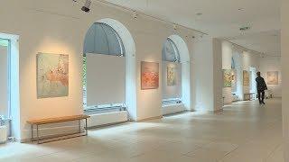 Выставка Расиха Ахметвалиева «Легкость бытия» в галерее «Мирас»