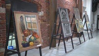Бесплатная выставка более 130 молодых художников отправилась по городам Башкирии