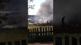 Пожар в кушули