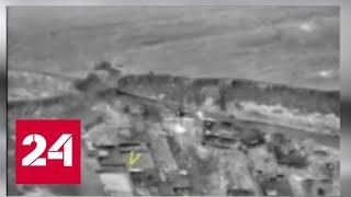 Боевики из Идлиба начали наступление на позиции сирийской армии - Россия 24