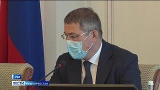 Возвращение вахтовиков и введение масочного режима - темы оперативки с Радием Хабировым