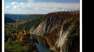 Мой фильм Река Белая Южный Урал  Башкирия