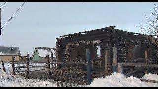 Мать и двое малолетних детей погибли в пожаре (Башкирия)