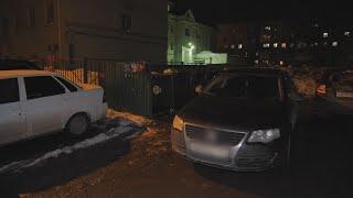UTV. В Уфе штрафуют водителей за парковку перед мусорными баками