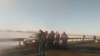 Страшная авария произошла сегодня в Дюртюлинском районе Башкирии.