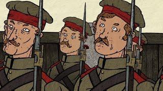 Гора самоцветов - Все серии про русского солдата - сборник  - развивающий  мультфильм